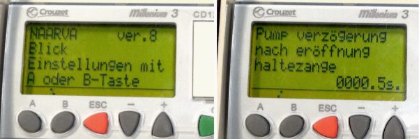 Naarva PLC styrning